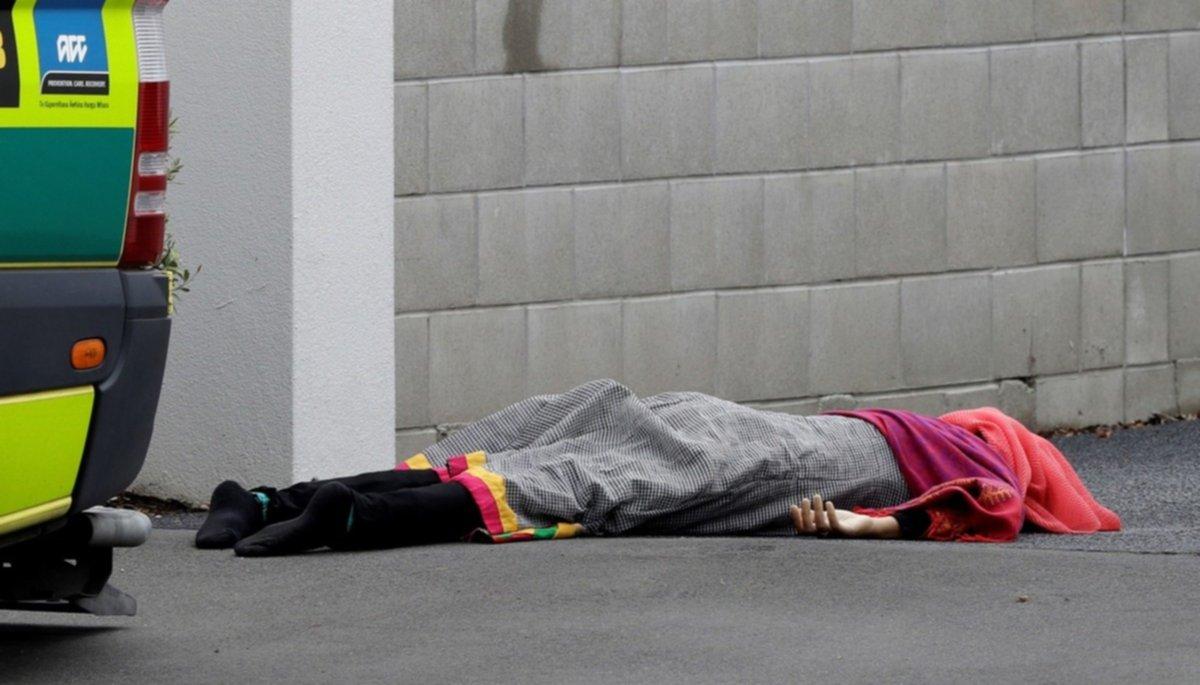 Nueva Zelanda Masacre Video Picture: Masacre En Nueva Zelanda: 49 Muertos En Ataques A Dos