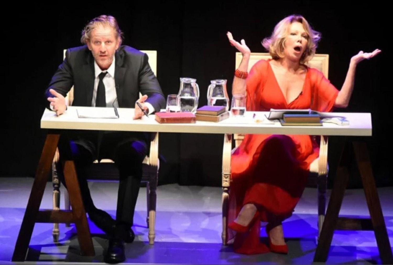 Facundo Arana y Soledad Silveyra intercambian 'Cartas de amor'