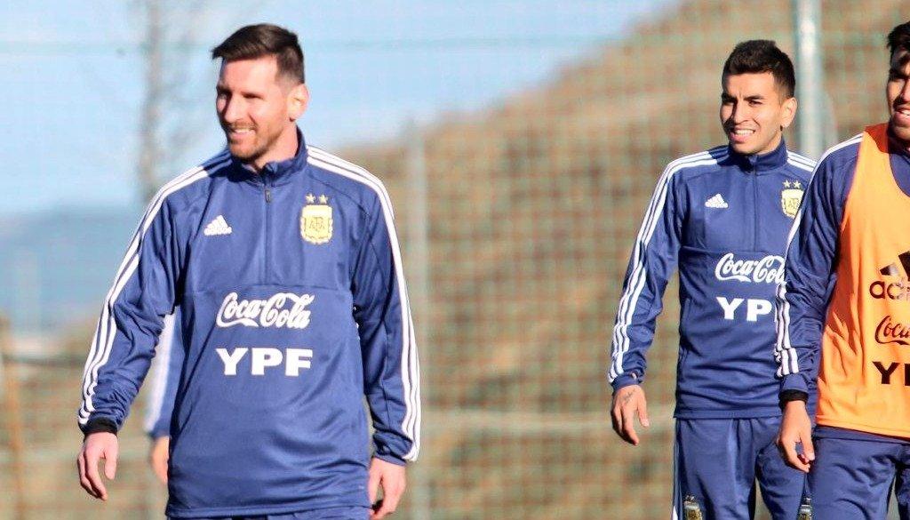 Con el regreso de Messi, Argentina enfrenta a Venezuela