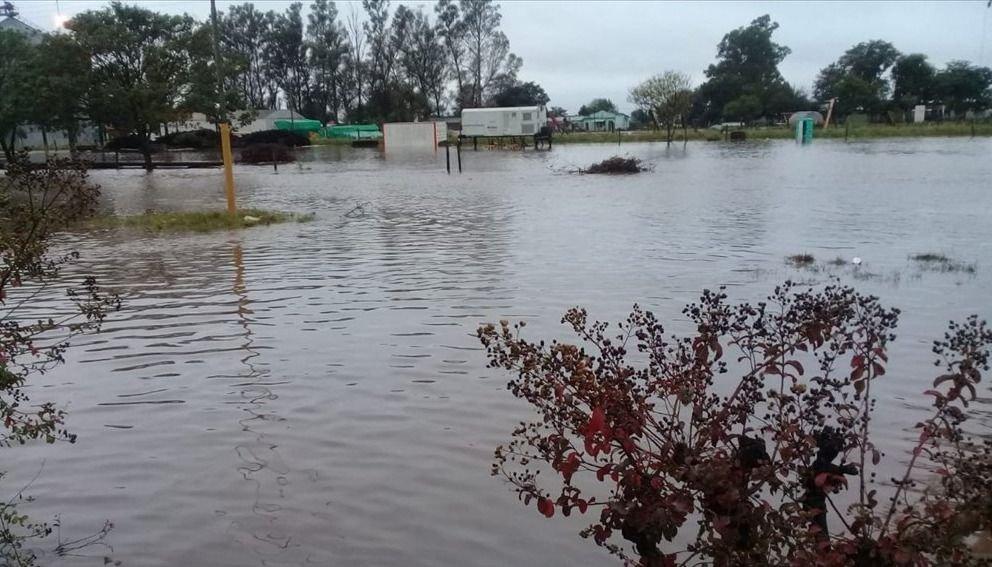 Otra tormenta en Mollinedo  dejó un saldo de 30 evacuados