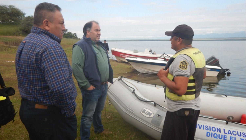 La Policía Lacustre  de El Tunal ya cuenta  con un nuevo bote