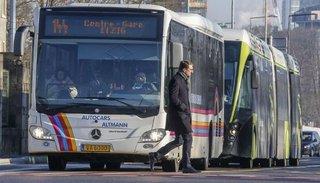 Luxemburgo se convierte en el primer país del mundo con transporte público gratis