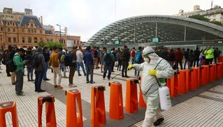 Coronavirus en la Argentina: se registró el primer caso de transmisión comunitaria