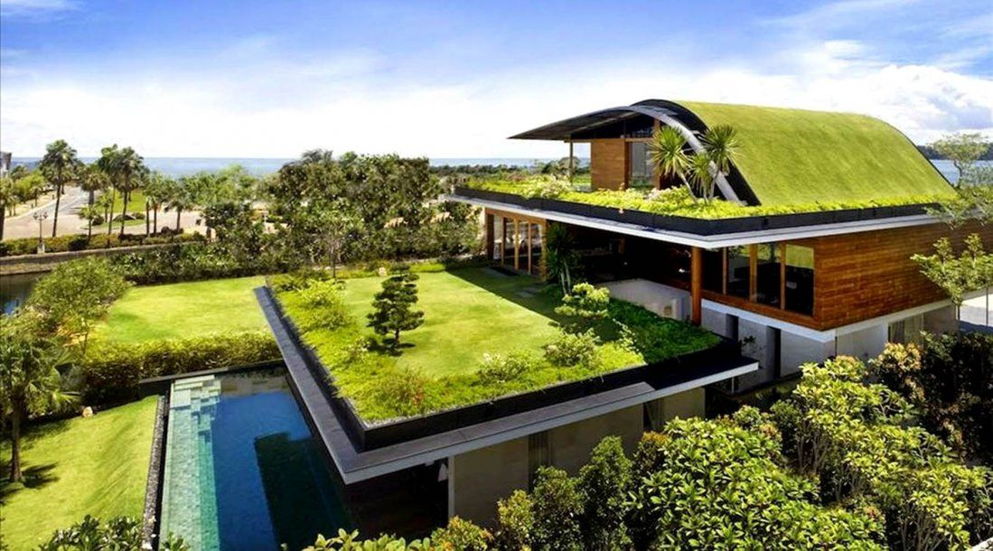 Terrazas Verdes Una Tendencia A Favor Del Medioambiente La
