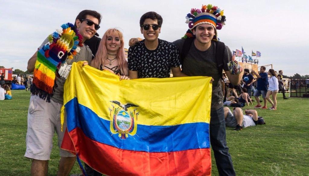 Lollapalooza. Fotos de Andrés Mansilla