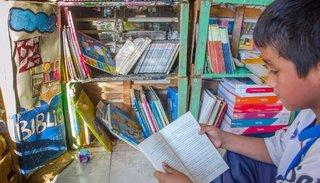 Llega La Primera Kermes De Literatura Infantil Y Juvenil
