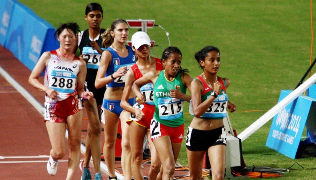 Llegar A Buenos Aires 2018 El Sueno De 3 998 Atletas