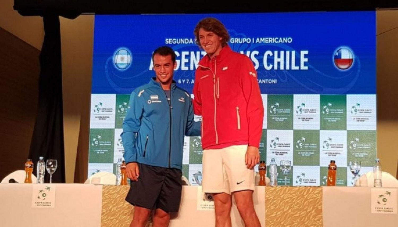 Copa Davis: Kicker abrirá la serie con Jarry