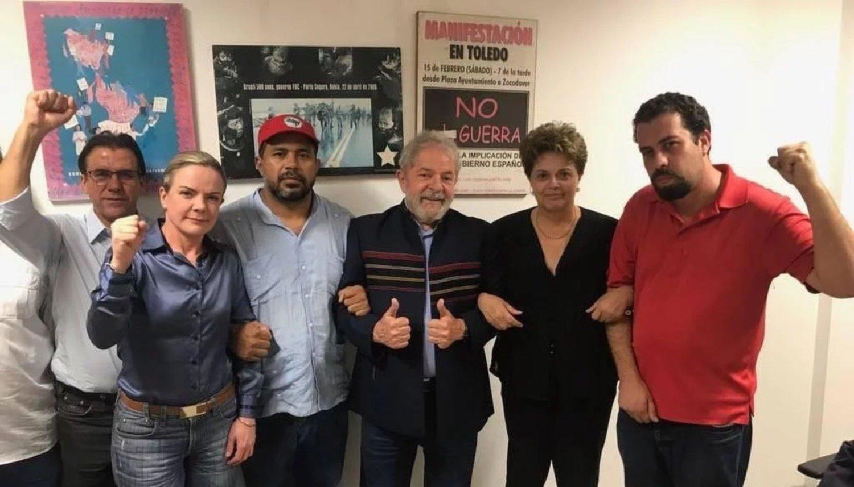 A Lula se le acabó el plazo y no se entregó