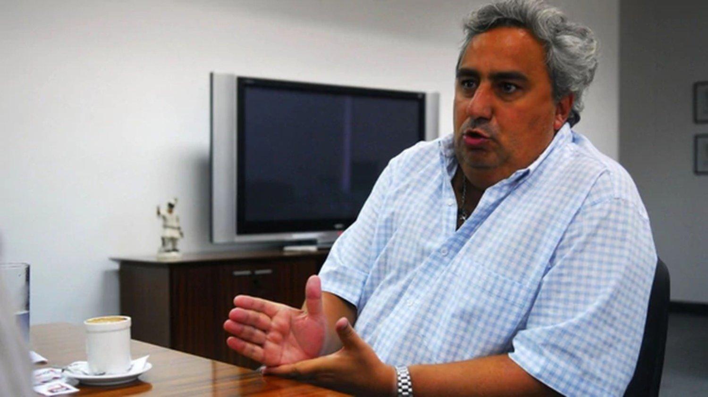 El ex presidente de River, José María Aguilar, fue internado por exceso de drogas