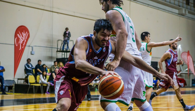 Salta Basket juega una de sus últimas cartas en Concordia