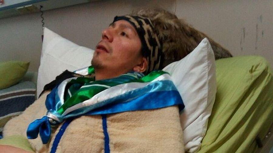 Comuneros mapuche se toman catedral en Argentina: Piden liberación de Celestino Córdova