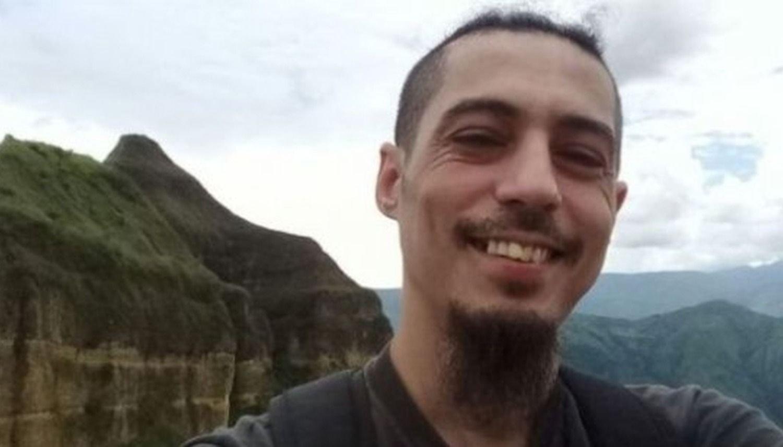 Un artista argentino fue asesinado a puñaladas por un inglés en Ecuador