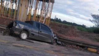 Triple choque en la ruta 34, en cercanías de Pampa Blanca