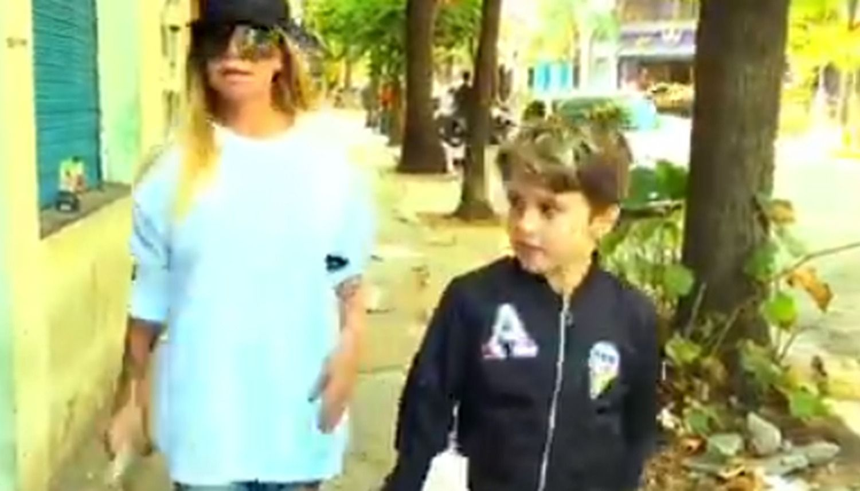 Flor Peña vinculó su video porno con los servicios de inteligencia