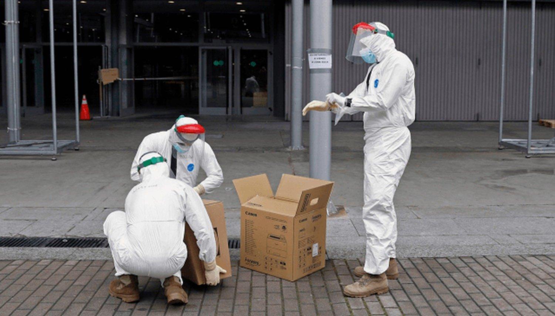 España registró otras 950 muertes por coronavirus y superó las 10.000 víctimas