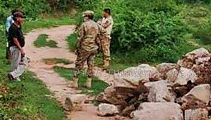 El ejercito boliviano cerró 57 pasos ilegales en la frontera con Salvador Mazza