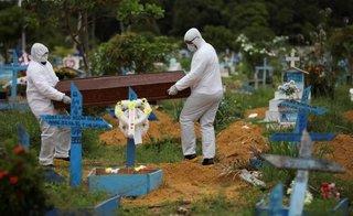Con 474 nuevas muertes en 24 horas, Brasil registra nuevo récord de decesos
