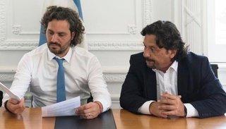 Gustavo Sáenz solicitó a Nación exceptuar nuevas actividades del aislamiento social vigente en la provincia
