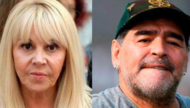 Revés judicial para Claudia Villafañe en la disputa por la herencia de Maradona