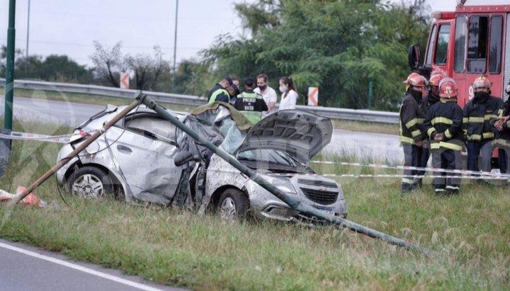 Grave accidente en la Circunvalación Oeste: un muerto