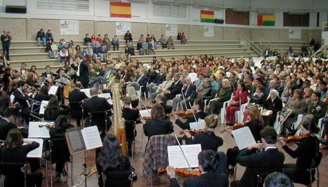 La Orquesta se presenta en Tartagal.