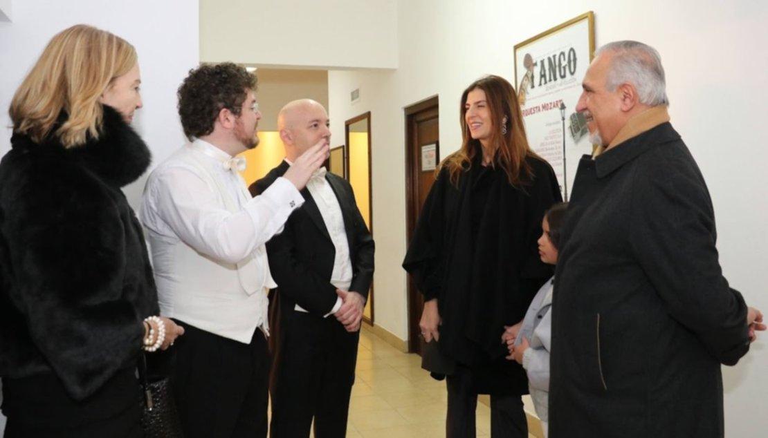 El director Noam Zur comparte el cierre del un ciclo.