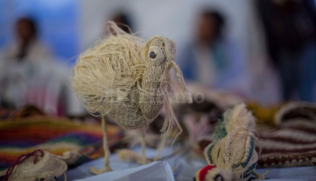 Novena edición de la Fiesta de la Cultura Nativa paraje de La Merced. Fotos: Javier Corbaán