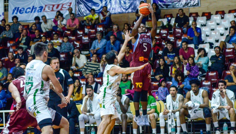 Salta Basket cierra la fase regular de la Liga Nacional