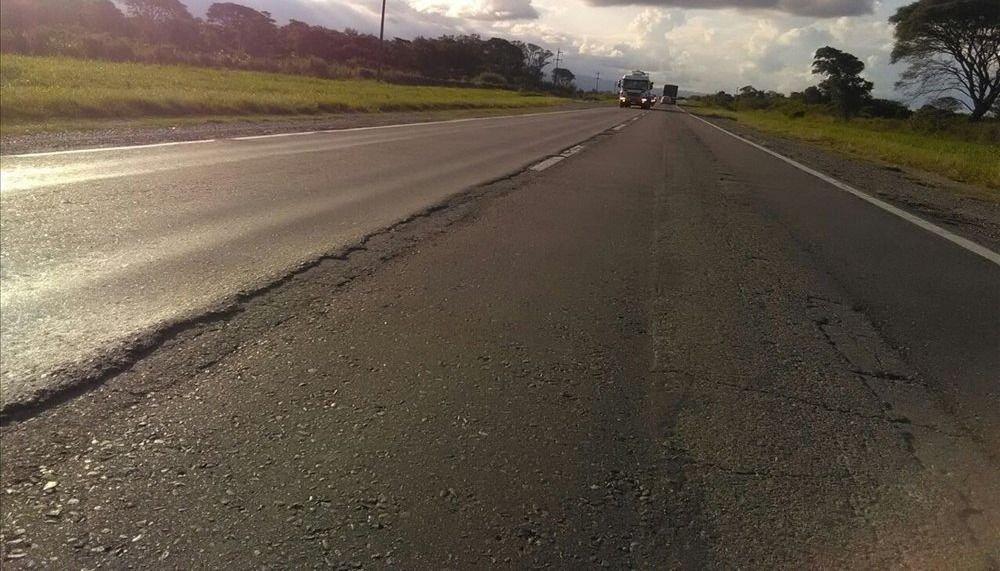 La ruta 9/34  entre Metán y Rosario no da  para más