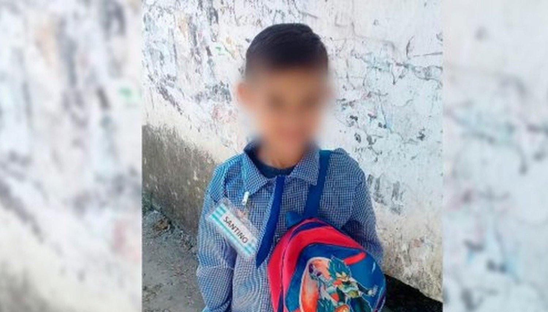 Violaron y asesinaron a un nene de 5 años — Grand Bourg