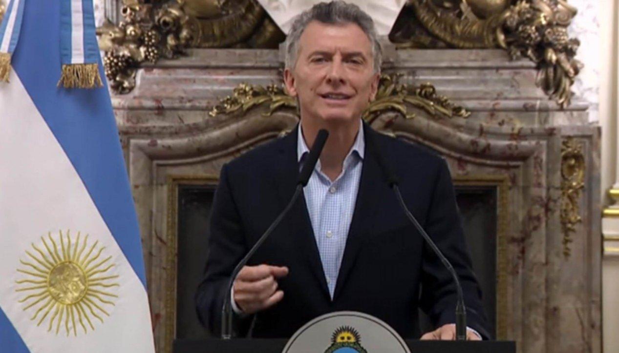 Confirmado: Macri recibirá el apoyo de Donald Trump