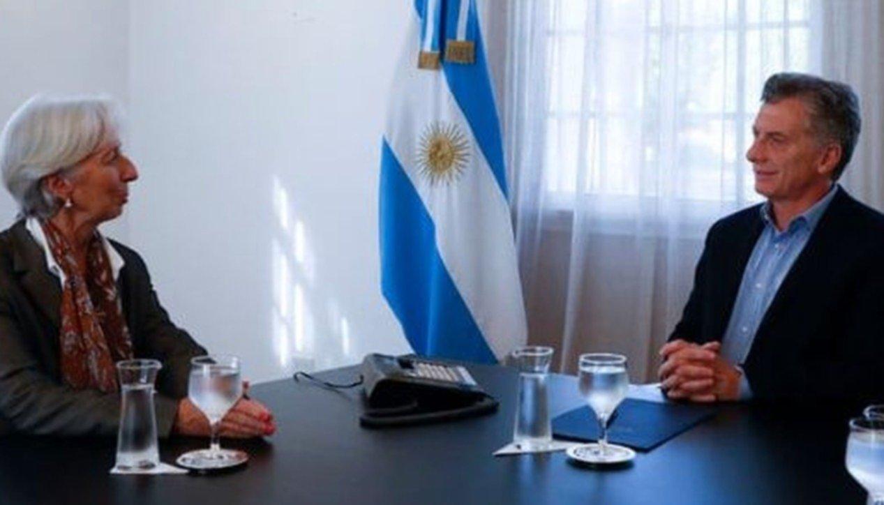 Macri recibió respaldo de Mariano Rajoy
