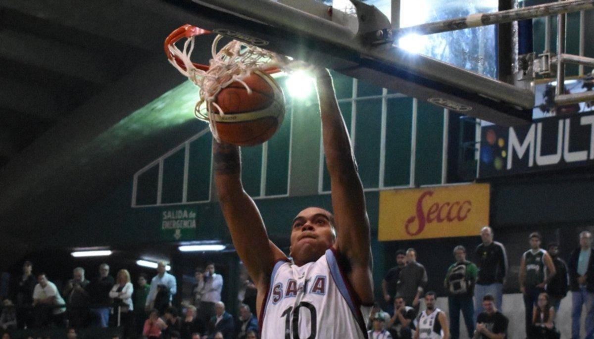 Salta Basket va por el empate ante Ferro