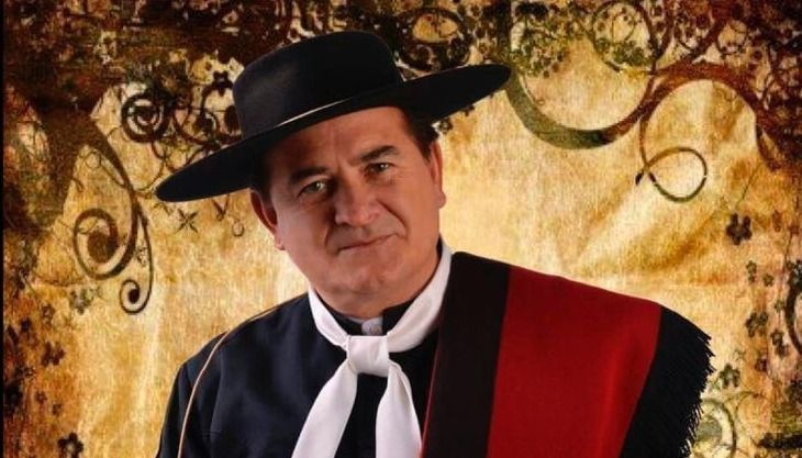 """El """"Chango de Anta"""" ofreció su homenaje a Jorge Cafrune"""