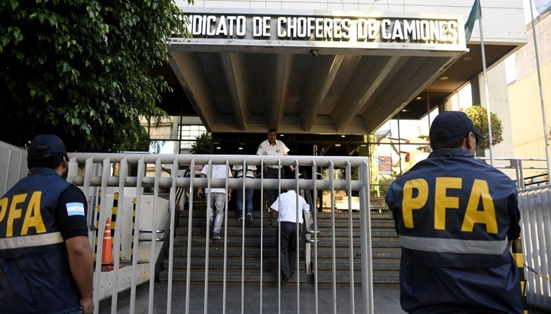 Citán a indagatoria a Hugo Moyano por presunto lavado de dinero — Córdoba