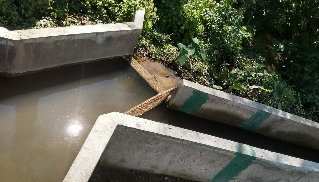 Potabilizadoras nuevas en San Lorenzo y Potrero