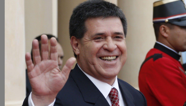 Renunció el presidente Horacio Cartes — Paraguay