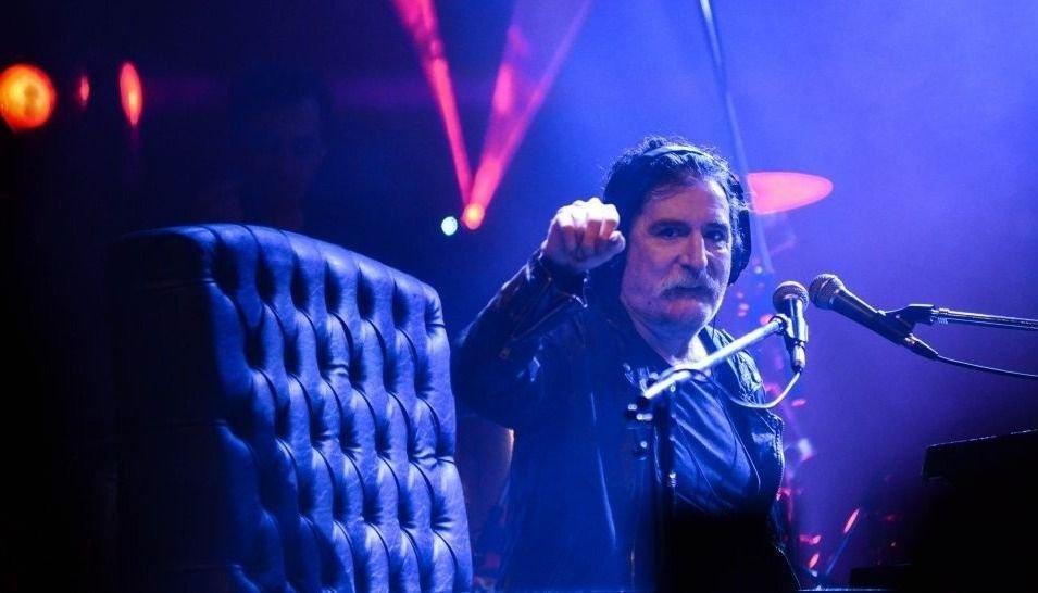 Charly García, máximo ganador de los Premios Gardel - Espectaculos