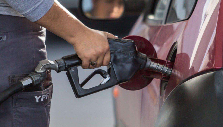 Aumenta la nafta desde el viernes