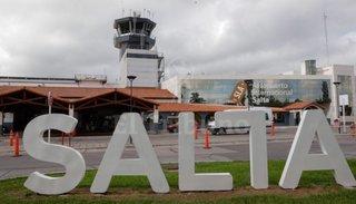 Trabajos demorados también en el aeropuerto