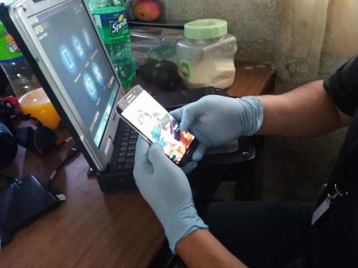 Interpol detectó a un anteño en una red de pornografía
