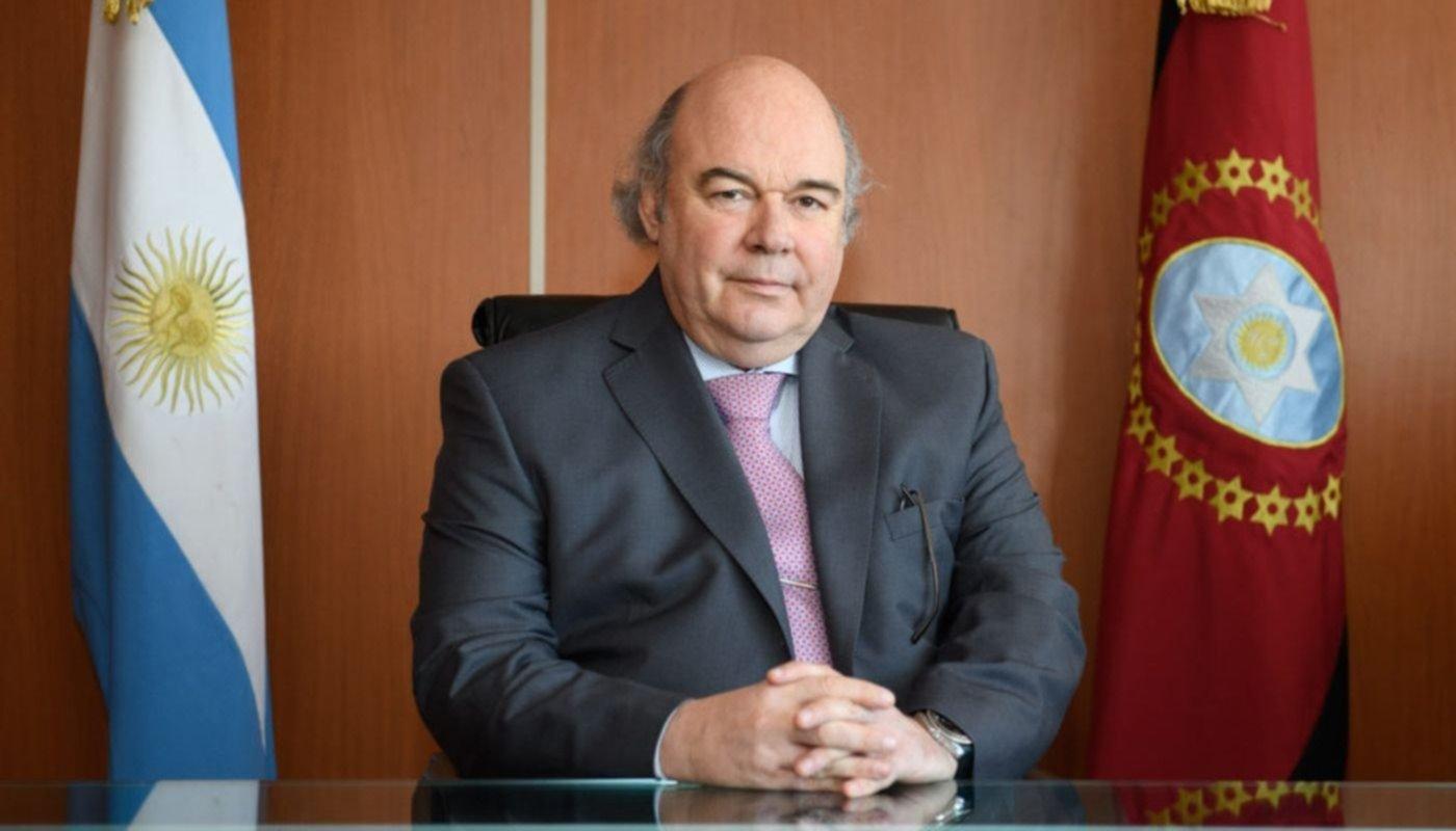 Cornejo creó el Consejo Asesor de Fiscales