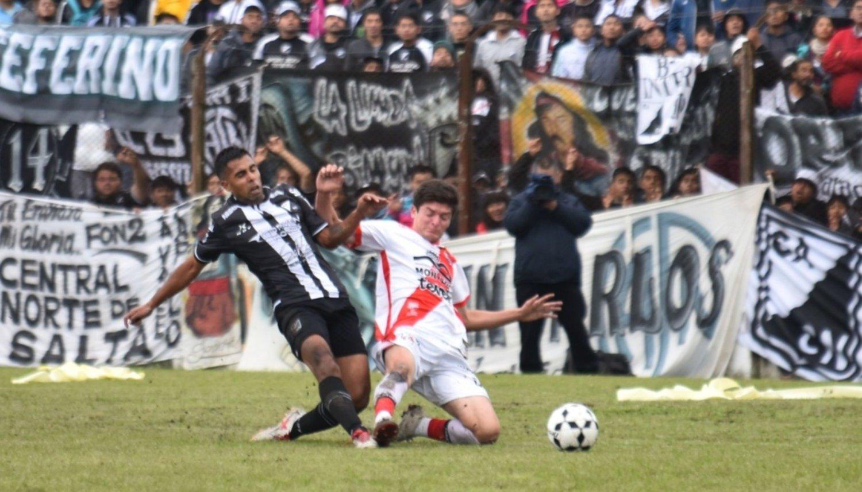 Central Norte sigue arriba en la serie contra Ñuñorco