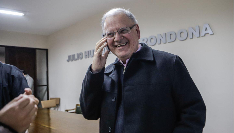 Chibán, el presidente sin asamblea