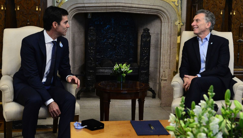 El presidente Macri recibirá hoy a Juan Manuel Urtubey por el acuerdo de 10 puntos