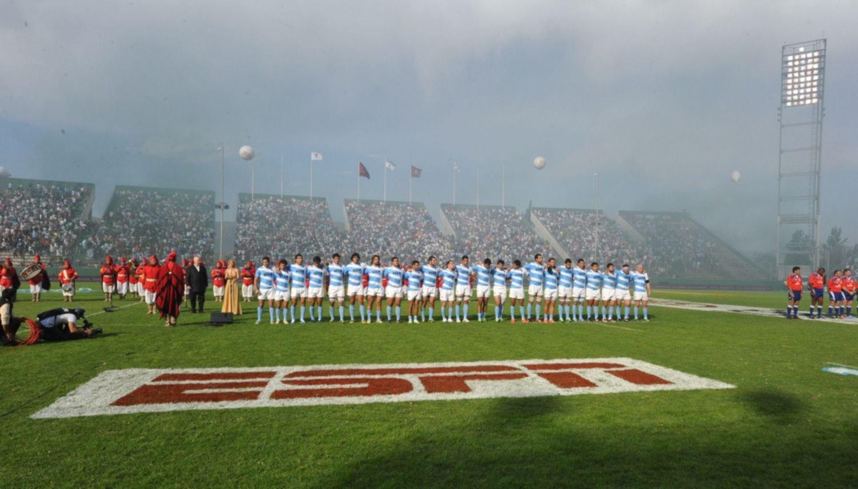 El Martearena, entre los mejores estadios del mundo para ver rugby