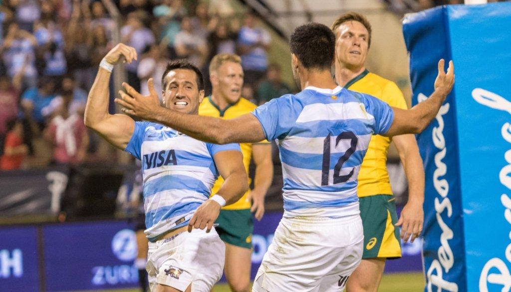 El Rugby Championship podría cambiar de fecha