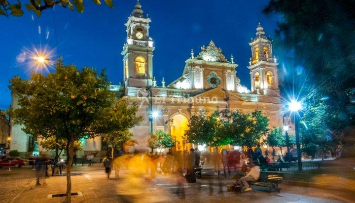 La Catedral de Salta fue elegida por el Papa Francisco junto a otros santuarios para una transmisión mundial