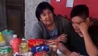 Madre de un sargento le pidió a Dios que se la lleve junto a su hijo